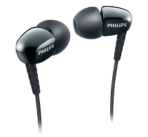 Наушники Philips SHE3900BK/51, стерео