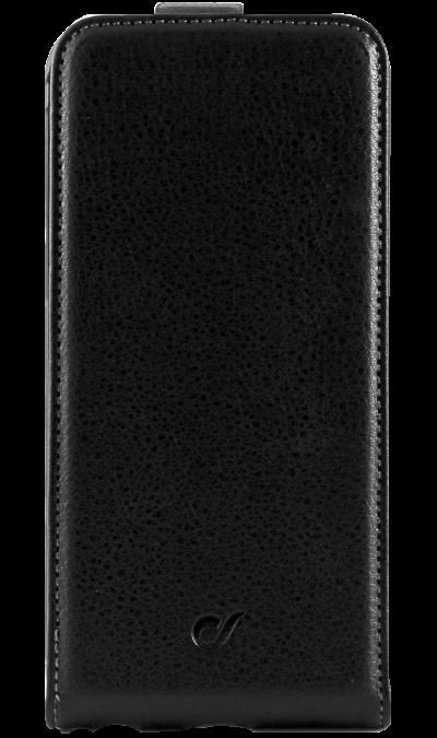 Чехол-книжка Cellular Line 21817 для Apple iPhone 6/6s, кожзам, черный