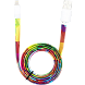 Кабель i-Paint Rainbow USB-Lightning