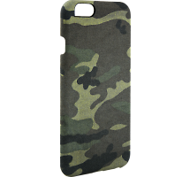 Чехол-крышка i-Paint CAMO для Apple iPhone 6/6S, пластик, узор