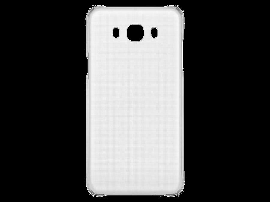 Чехол-крышка Samsung для Galaxy J7 (2016), поликарбонат, прозрачный