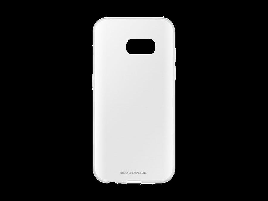 Чехол-крышка Samsung для Galaxy A5 (2017), полиуретан, прозрачный