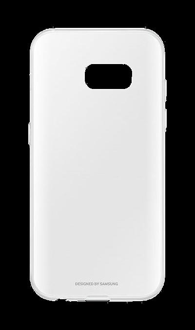 Чехол-крышка Samsung для Galaxy A3 (2017), полиуретан, прозрачный